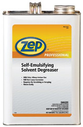 019-R07624 | Zep Professional Self Emulsifying Solvent Degreasers