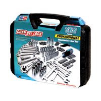 140-39067 | Channellock 132 Pc. Mechanic's Tool Sets