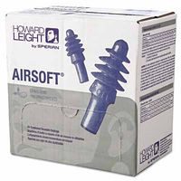 154-DPAS-30W | Howard Leight by Honeywell AirSoft Reusable Earplugs