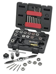 329-3885 | GearWrench 40 Pc. Tap & Die Set