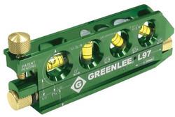 332-L97 | Greenlee Mini-Magnet Laser Levels