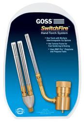 328-GHT-K12 | Goss SwitchFire Hand Torch Kits