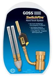 328-GHT-KL2 | Goss SwitchFire Hand Torch Kits