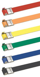 080-C204C9-P500 | Band-It COLOR-IT Bands