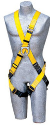 098-1102010 | DBI/Sala Delta Cross Over Style Climbing Harness with Back and Front D-Rings