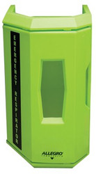 037-4550 | Allegro Heavy-Duty Emergency Respirator Wall Cases