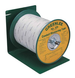 332-434 | Greenlee Conduit Measuring Tape Pay-Out Dispensers