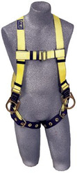 098-1102008 | DBI/Sala Delta Vest Style Positioning Harness with Back and Side D-Rings