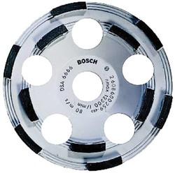 114-DC510   Bosch 5 in. Double Row Diamond Cup Wheel