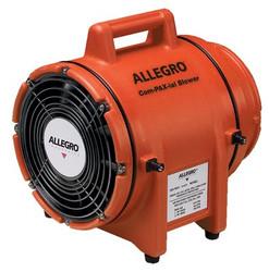 037-9533 | Allegro Plastic Com-Pax-Ial Blowers