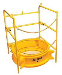 037-9401 | Allegro Manhole Guard Rails