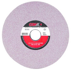 421-34206 | CGW Abrasives Tool & Cutter Wheels, Ceramic, Type 1
