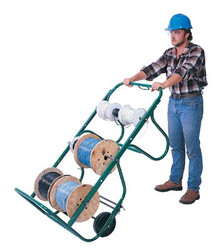 332-911 | Greenlee Wire Carts