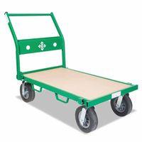 332-GMX-661K | Greenlee GMX Modular Cart System Flatbed Cart Kit