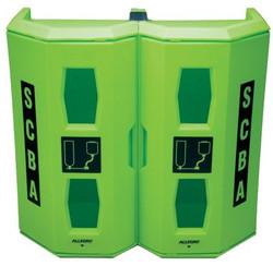 037-4350 | Allegro Heavy-Duty SCBA Wall Cases