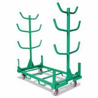 332-GMX-668K | Greenlee GMX Modular Cart System Material Tree Cart Kit