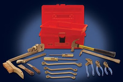 065-M-49 | Ampco Safety Tools 17 Pc Tool Kits