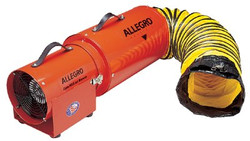 037-9534-25 | AC Com-Pax-Ial Blowers w/Canister