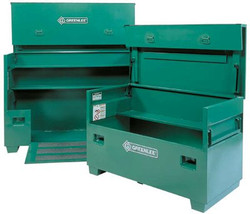 332-4848 | Greenlee Flat-Top Box Chest