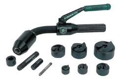332-7706SB | Greenlee Quick Draw Flex Driver Punch Kits