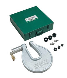 332-1731 | Greenlee Portable C-frame Punches