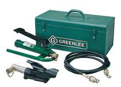 332-800F1725 | Greenlee Hydraulic Cable Benders