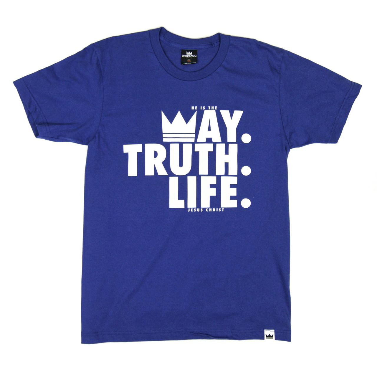 Way Truth Life - Tee