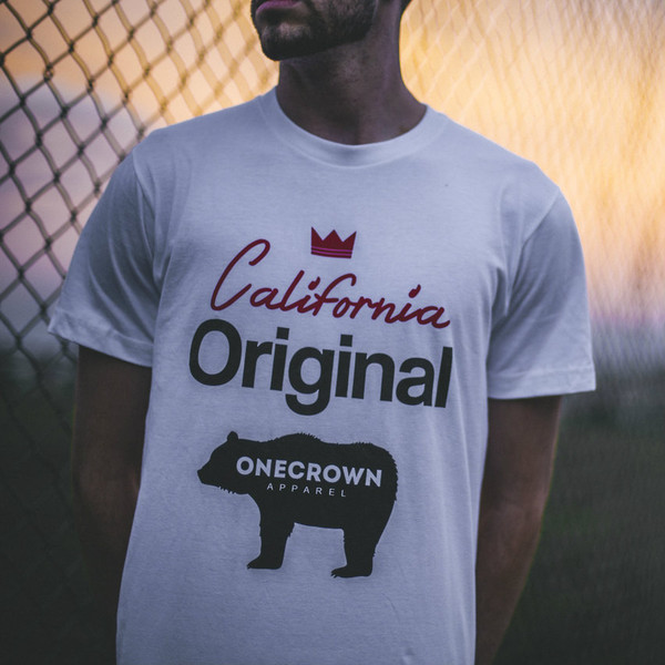 ONECROWN - California Original Tee