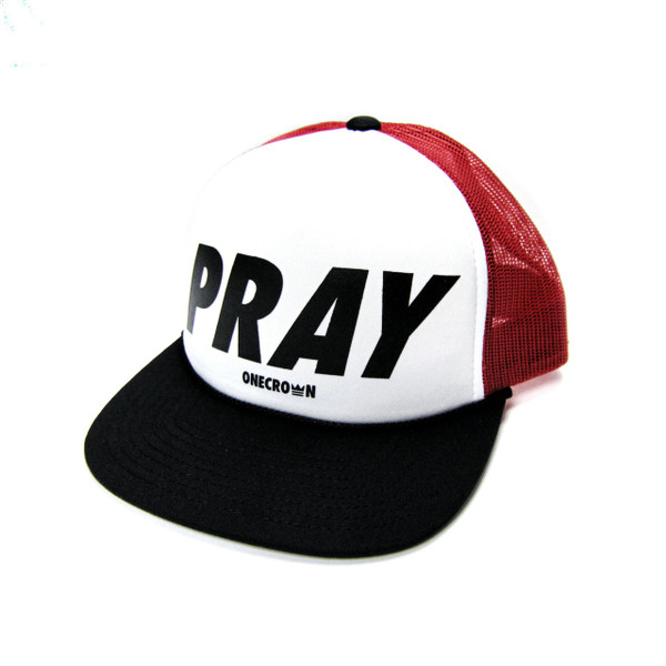 PRAY - Snapback Trucker Hat