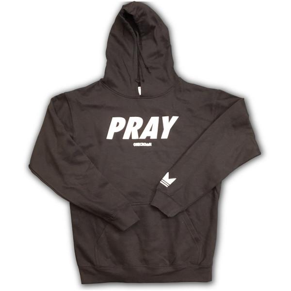 Onecrown PRAY Black Hoodie