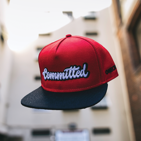 Committed - Snapback Hat