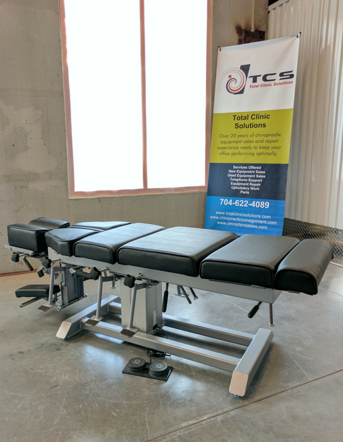 Omni Elevation Chiropractic Tables