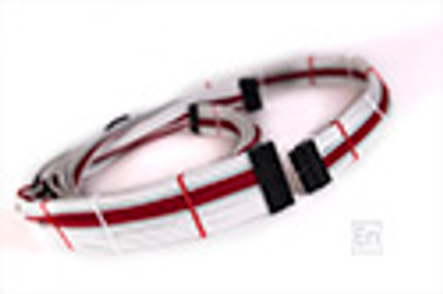 Imperial Red|Silver|White
