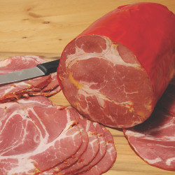 All Natural Hot Capocollo, 5 lb Stick