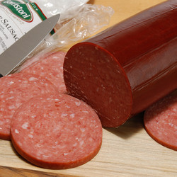 Classic Beef Summer Sausage, 10oz