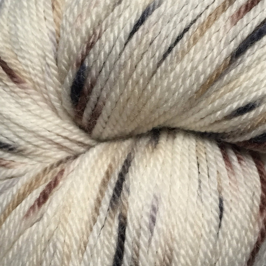 """Aspen"" Hand Dyed Wanderlust Sock Yarn"