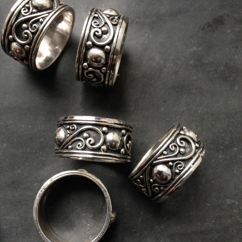 Size 8 - Sterling Silver