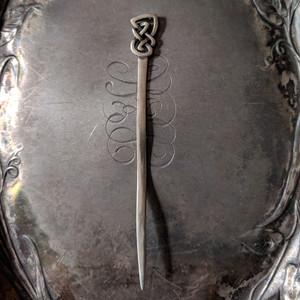 Celtic Knot Shawl Stick