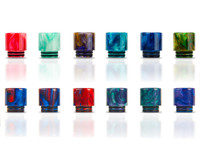 18mm Resin Drip Tips