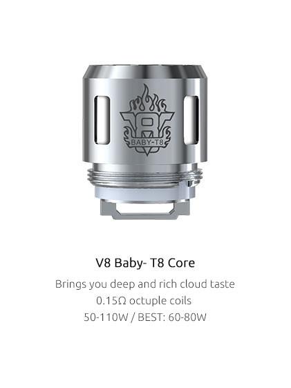 SMOK Baby Beast Big Baby Beast V8-T8 coil