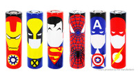 Superhero 18650 Battery Wrap Sleeve