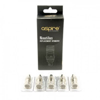 Aspire Nautilus Replacement Coils BVC Authentic