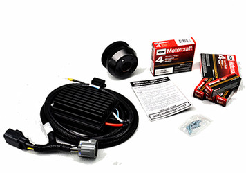 2015-2017 ROUSH Ford Mustang Phase 1 to Phase 2 Upgrade Kit 727HP