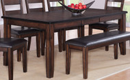 Maldives Table - (SHOWN AS 7PC W/BENCH)