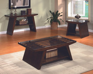 Midori 3 PC coffee & end tables