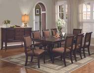 MERLOT 7PC DINING SET
