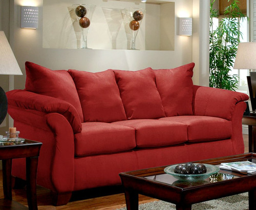 RED BRICK SOFA