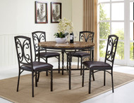TUSCAN 5PC DINETTE