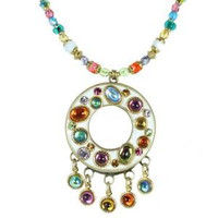 MICHAL GOLAN AURORA CRYSTAL NECKLACE N2229