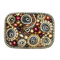 MICHAL GOLAN BELT BUCKLE BB13